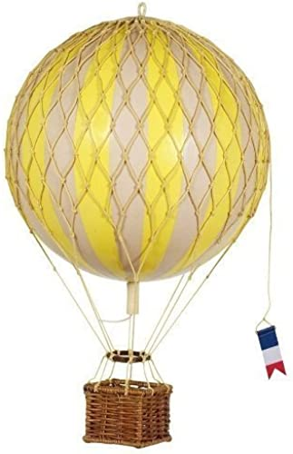 Authentic Models Royal Aero Ballon, True Gelb von Authentic Models