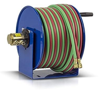 Coxreels 112W-1-50 Welding Hand Crank Hose Reel: