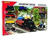 Mehano Trenino Elettrico Mountain Special, Multicolore, H0, T112