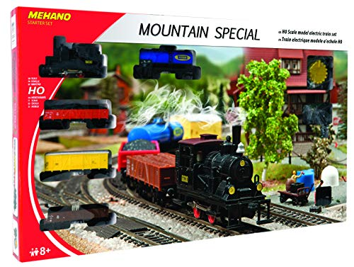 Züge T112 Mountain Special Set H0, Mehrfarbig