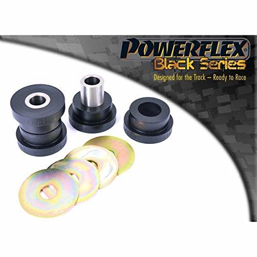 Generisch Powerflex Buchse Black Series Querlenker Oben außen HA - Set mit Parkscheibe