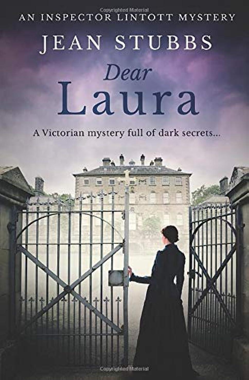 テレビ肌寒い戦いDear Laura: A Victorian mystery full of dark secrets... (Inspector Lintott Mysteries)