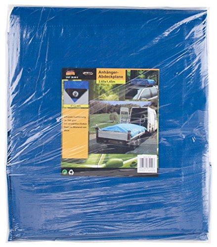Bache remorque 3.15 x 1.65 m Bleu