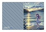 ブシロード ラバーマットコレクション Vol.602 Summer Pockets REFLECTION BLUE『加藤うみ』