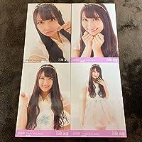 AKB48 福袋当選品 復刻版 2016年 3月 March 月別生写真 4種コンプ 白間美瑠
