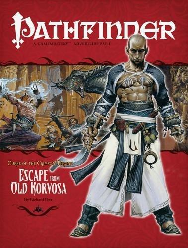 Pathfinder #9 Curse Of The Crimson Throne: Escape from Old Korvosa: Curse of the Crimson Throne - Escape from Old Korvosa v. 9
