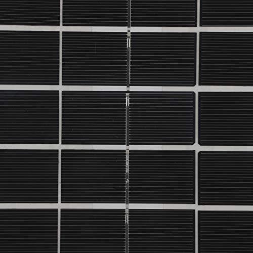Módulo solar, Panel solar monocristalino, Panel solar USB de 100W 12 / 24V Panel solar de 100W, Panel de células solares para recargar teléfonos Dispositivos de carga USB MP3