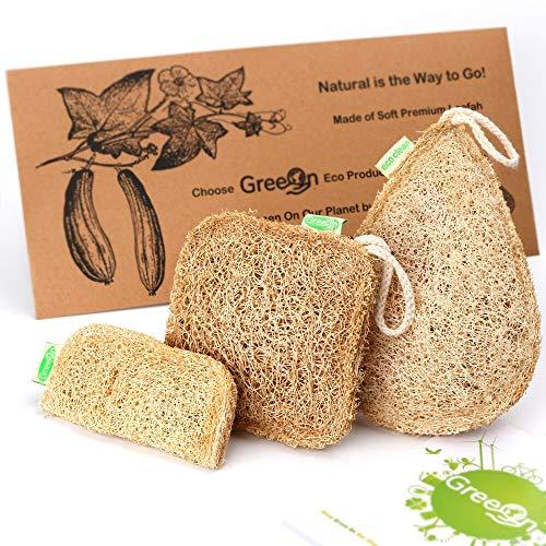 GreeOn Eco Kitchen Sponges (Natura...