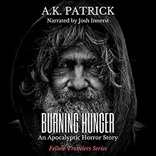 Burning Hunger: An Apocalyptic Horror Story cover art