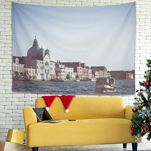 Tentenentent San Giorgio Maggiore - Tapiz para pared (200 x 150 cm), diseño de mandala