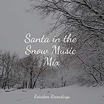Santa in the Snow Music Mix