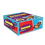 Munch nuts, coated in layers of peanut creme and chocolate Made of delicious coated wafer and topped with crunchy peanut bits This is a vegetarian product Customer Care: wecare@in.Nestle.Com; Toll Free Number: 1800-103-1947