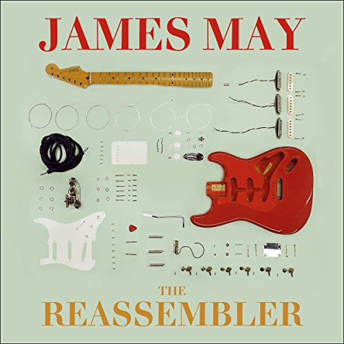 The Reassembler audiobook cover art