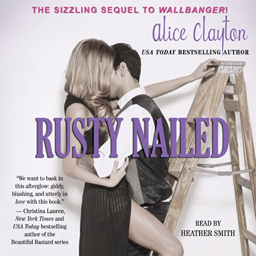 Rusty Nailed audiobook cover art