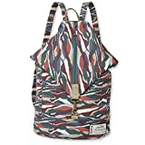 KAVU Free Range Backpack Bucket Style Bag - Rolling Hills