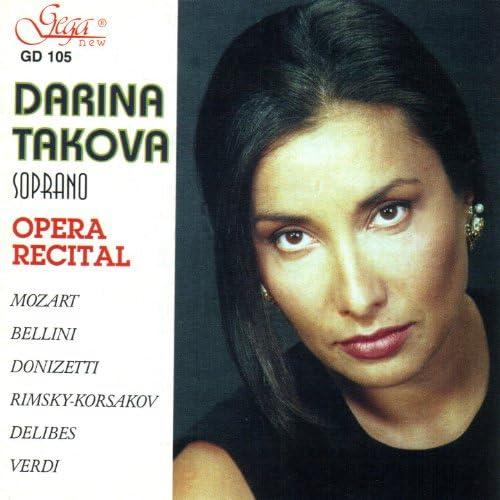 Darina Takova - soprano