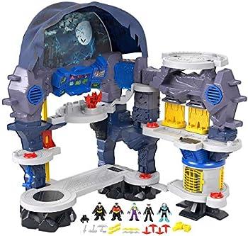 Fisher-Price Imaginext DC Super Friends Surround Batcave Playset