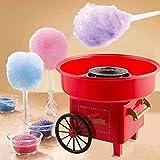 GAOXQ Máquina de algodón de algodón Máquina de algodón Retro, hogar pequeño Mini Fiesta Dulce Dulce melcochel de...