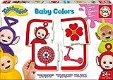 Teletubbies - Baby Colors, Juego de Mesa (Educa Borrás 17059)