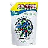 サラヤ ヤシノミ洗剤 野菜・食器用 つめかえ用 1500mL