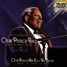 Saturday Night at Blue Note Live Edition by Peterson, Oscar Trio (1991) Audio CD