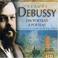 Portrait-Claude Debussy by C. Debussy