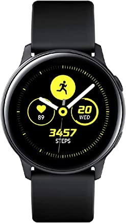 Samsung Galaxy Watch Active - 40mm, IP68 Water Resistant,...