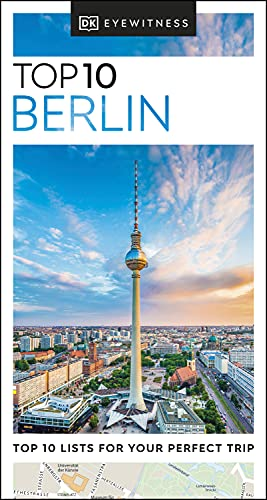 DK Eyewitness Top 10 Berlin (Pocket Travel Guide) (English Edition)