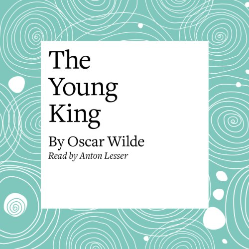 The Young King audiobook cover art