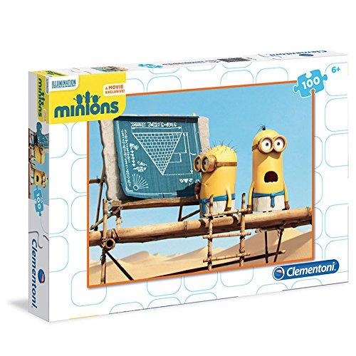 Puzzle Minions Egipto 100pz
