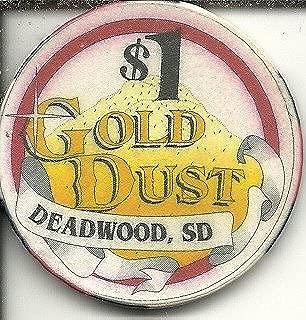 $1 gold dust casino deadwood colorado obsolete casino chip