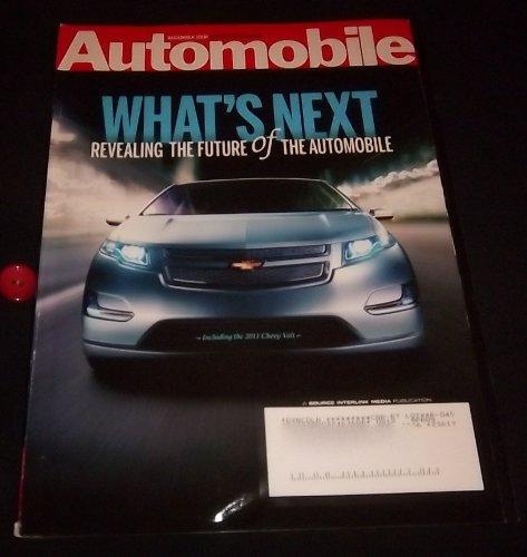 Automobile - December 2008
