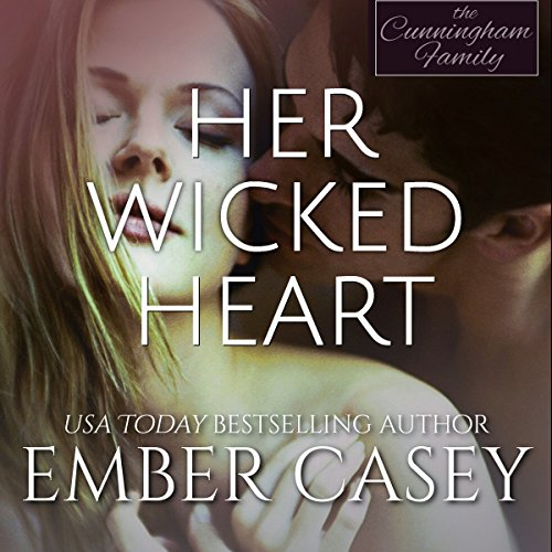 Her Wicked Heart: The Cunningham Family, Book 3 cover art