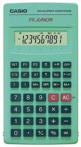CASIO Calculatrice Scientifique FX Junior