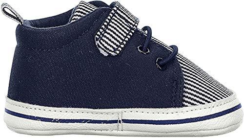Sterntaler Baby Jungen Schuh Stiefel, Blau (Marine 300), 15/16 EU