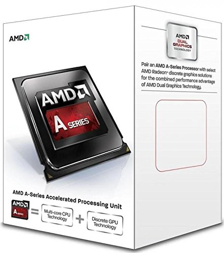 AMD A4–7300APU Procesador Dual Core