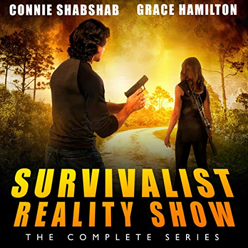 Survivalist Reality Show Audiobook By Grace Hamilton cover art