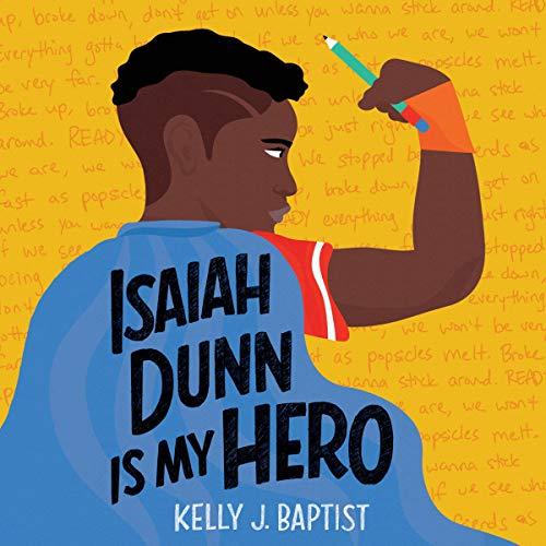 Isaiah Dunn Is My Hero cover art
