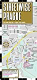 Streetwise Prague Map - Laminated City Center Street Map of Prague, Czech-Republic (Michelin Streetwise Maps)