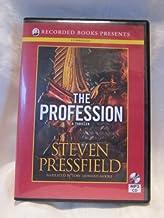 The Profession by Steven Pressfield Unabridged MP3 CD Audiobook