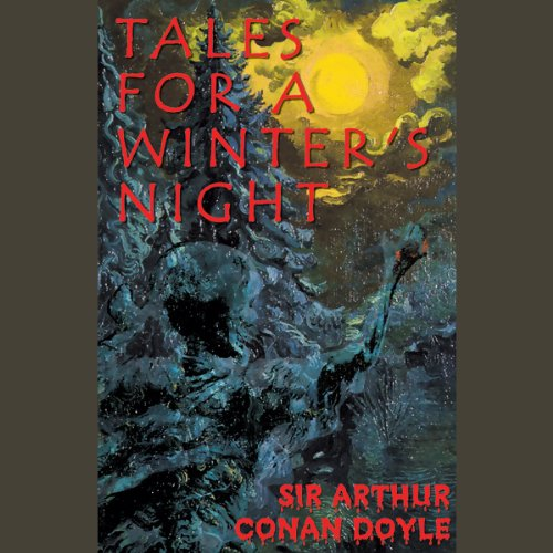 Tales for a Winter's Night audiobook cover art