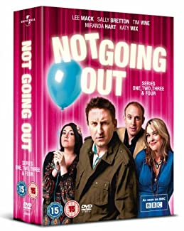 Not Going Out - Series One, Two, Three & Four