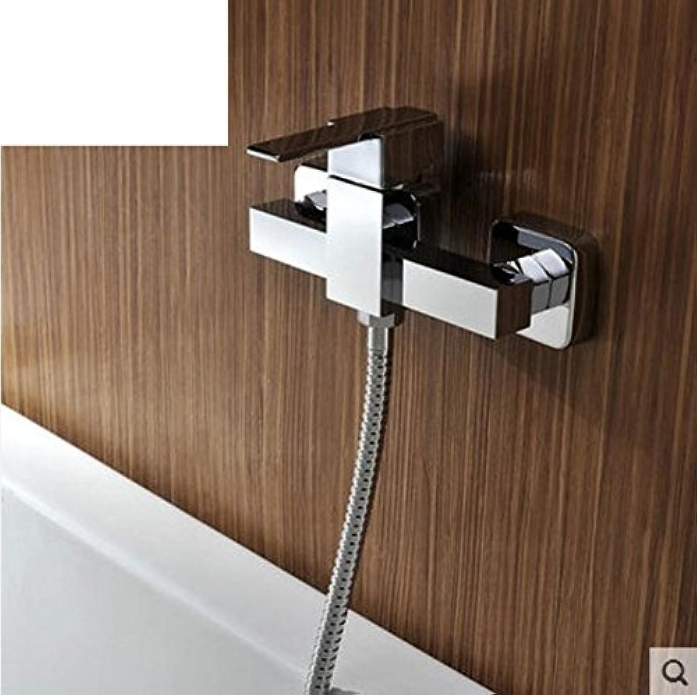 Split-Typ Badewanne Wasserhahn set Badezimmer Armaturen ...