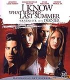 Blu Ray - I know what you did Last Summer : Blu Ray , ML [Blu-ray]