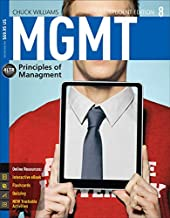 Best mgmt 8th edition chuck williams Reviews