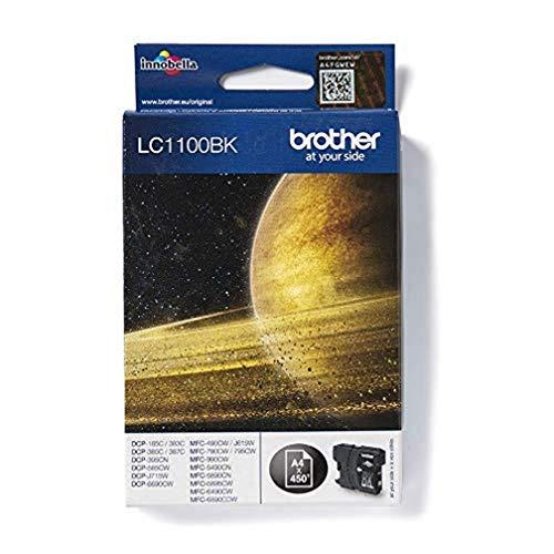 Brother LC-1100BK Tintenpatronen schwarz