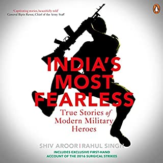 India's Most Fearless                   By:                                                                                                                                 Shiv Aroor,                                                                                        Rahul Singh                               Narrated by:                                                                                                                                 Pradeep Kumar                      Length: 7 hrs and 31 mins     Not rated yet     Overall 0.0