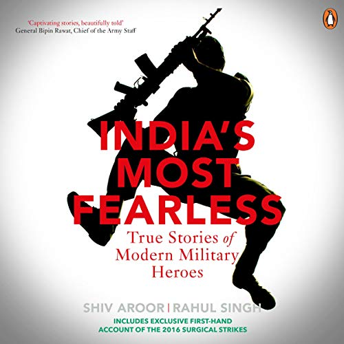 Couverture de India's Most Fearless