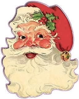 Nostalgia Decals Santa Claus Face Large Wall Decor Decal 24