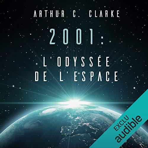 Couverture de 2001. L'Odyssée de l'espace